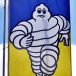 Drapeau Michelin
