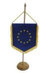 Fanion Europe plus porte fanion