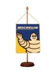 Fanion Michelin + porte fanion